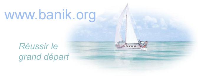 Logo Banik.org, réussir le grand départ