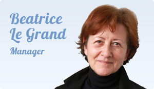 Beatrice Legrand, Manager